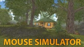 Mouse simulator//NOVO jogo de sobrevivência para Android
