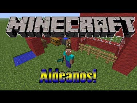 Minecraft - Como conseguir aldeanos sin creativo Videos De Viajes