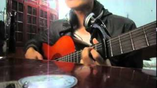 Vệt nắng cuối trời guitar cover [Demo]