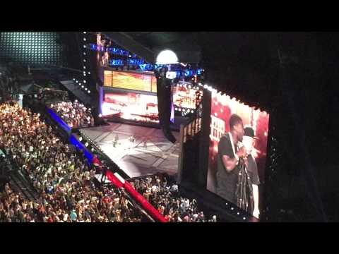 Kevin Hart What Now in Lincoln Financial Field Philadelphia 53,000 fans
