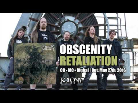 "OBSCENITY ""Whore Of Secret"" [Lyric Video - Official]"
