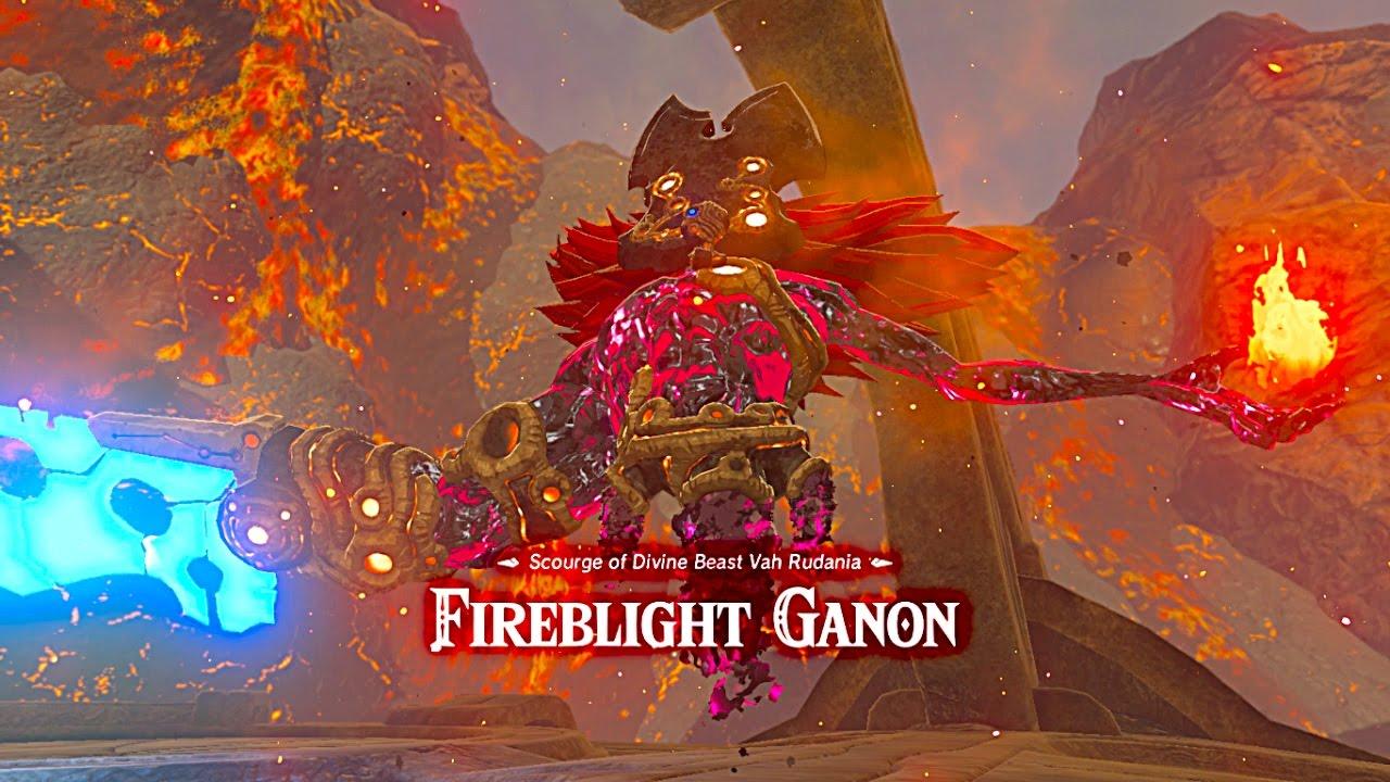 FIREBLIGHT GANON YouTube