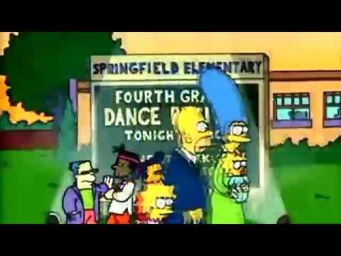 Do-the-Bartman-music-video-The-Simpsons