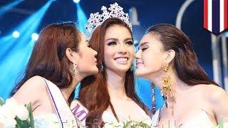 Победитель конкурса красоты транссексуалов в 2014