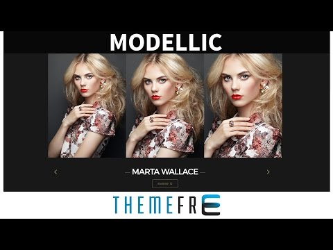 MODELLIC WooCommerce & Booking Model Agency Wordpress Theme for Fashion, Gallery, Collection