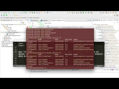 Configuring Kibana and ElasticSearch for Log Analysis with Fluentd