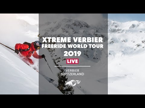 Freeride World Tour 2019 Finals LIVE from Verbier, Switzerland