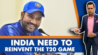 INDIA need to REINVENT the T20 game   #AakashVani   Cricket Discussion