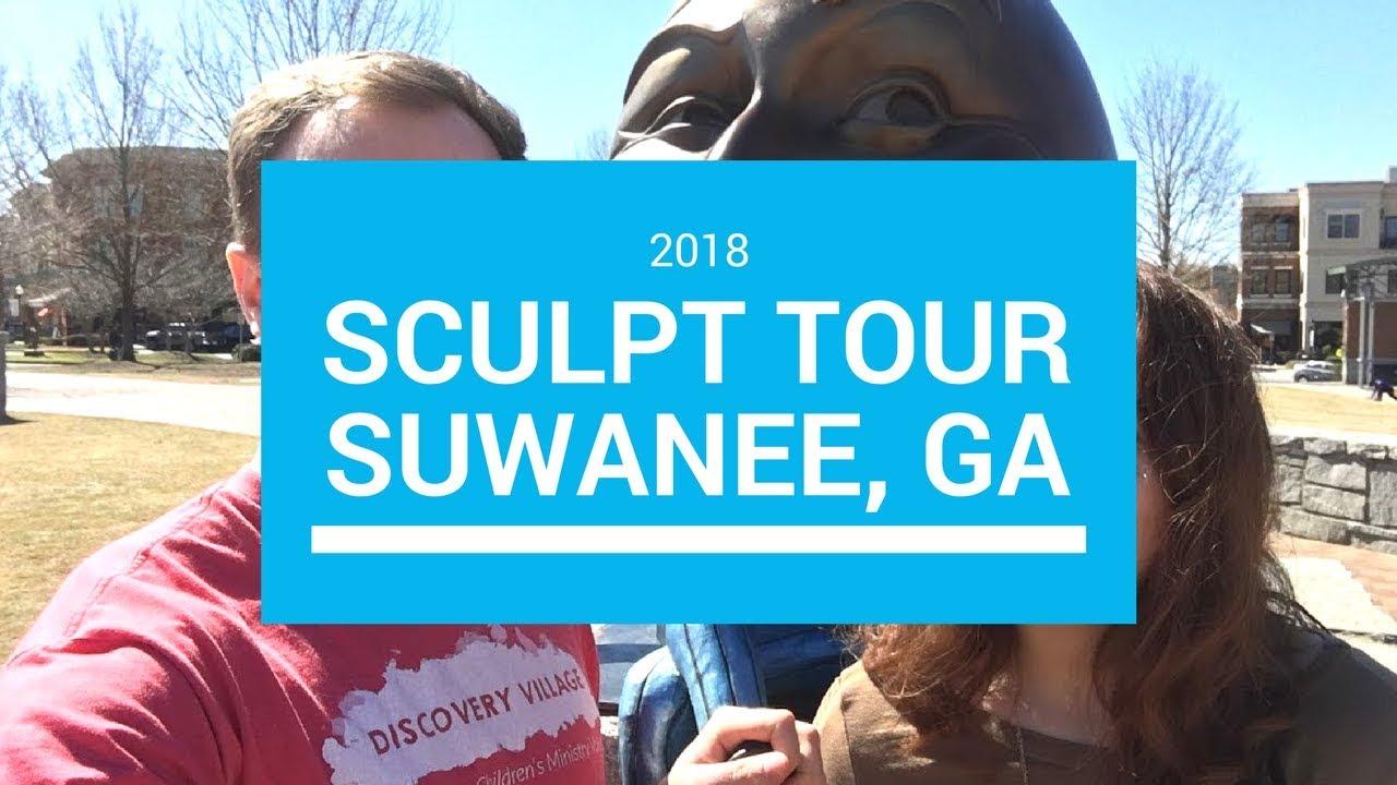 Sculpt Tour 2018 Suwanee Georgia | Breyer Home Buyers 770-744-0724