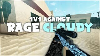 1v1 With RaGe Cloudy (Phantom Forces)