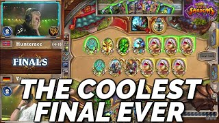 THE COOLEST FINAL EVER HearthStone HCT World Championship 2019