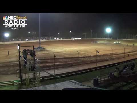 Clary's Motor Speedway Late Model Race