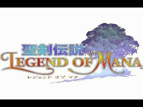 Legend of Mana OST - Nostalgic Song