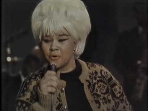 "ETTA JAMES  ""Somethings Got A Hold On Me"" (Avicii-levels)"