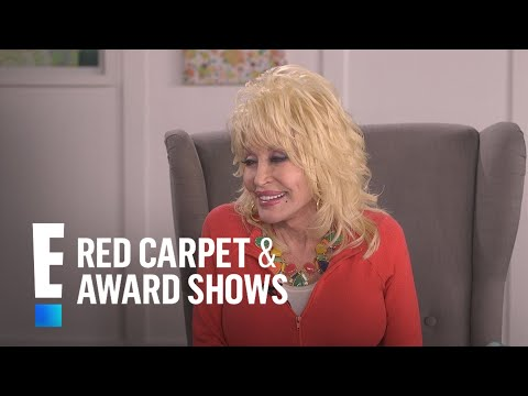 Dolly Parton Gives Scoop on Jennifer Aniston Movie Collabo | E! Live from the Red Carpet