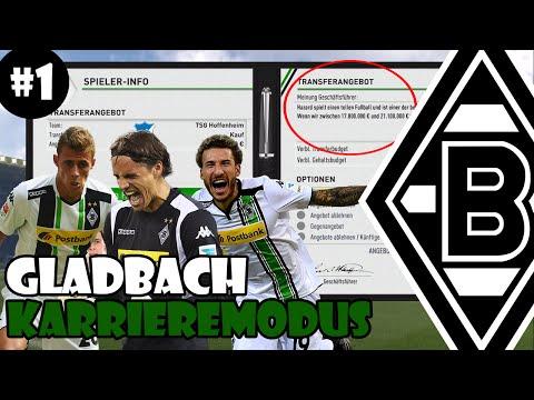 ES GEHT LOS! TOPSTAR VERKAUFEN?! - GLADBACH KARRIERE #1 - FIFA 17 DAILY KARRIEREMODUS