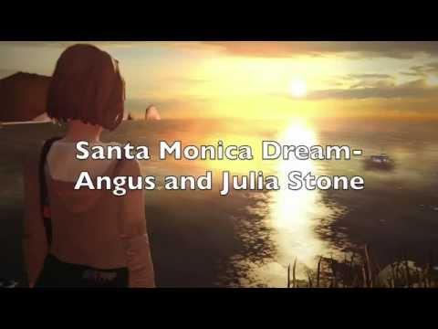 Santa Monica Dream - Angus & Julia Stone (Life is Strange) with lyrics
