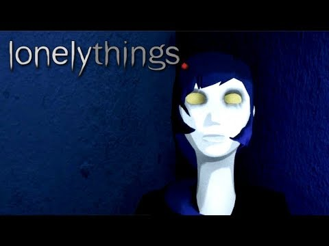 Lonely Things - A Surreal Horror Mystery (Full Playthrough) Manly Let's Play