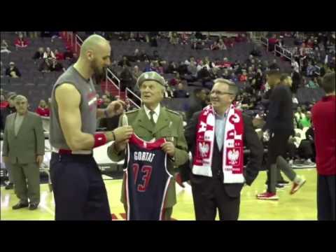 "Wiadomosci TVP ""Marcin Gortat - Polska noc w NBA"" red. Zuzanna Falzmann, zdjecia: Artur Zagorski"
