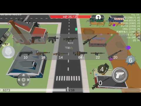 Looz.io ep.1 I'm first and I love machine guns and snipers