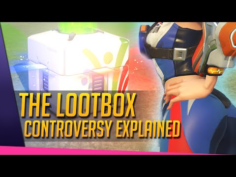 Overwatch's Second Controversy - Summer Games Lootboxes!