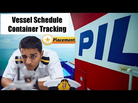 Pil Shipping Line | Placement | Pil Vessel Schedule | Pil Container Tracking