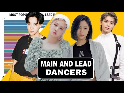 Most Popular MAIN and LEAD DANCERS of K-pop Since 2004-2021