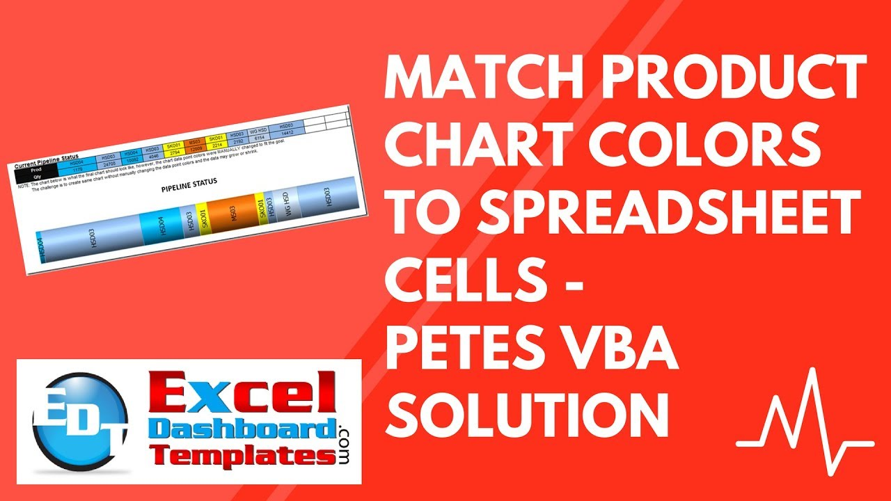 Match product chart colors to excel spreadsheet cells petes vba match product chart colors to excel spreadsheet cells petes vba solution nvjuhfo Gallery