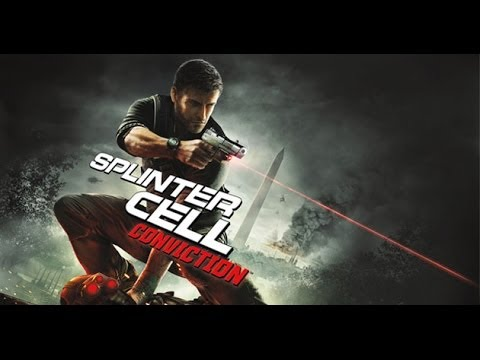Splinter Cell: Conviction - Game Movie