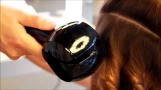 Щипцы для автоматической завивки волос babyliss pro