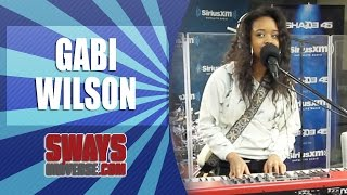 In-Studio Series: Gabi Wilson Does a Medley of Michael Jackson, Biggie & The Isley Brothers