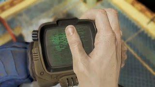 Обзор Pip-Boy в Fallout 4