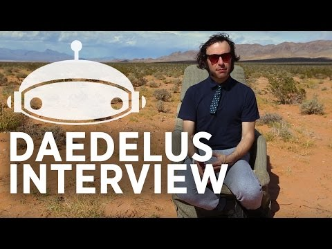 Daedelus Interview at Further Future Festival