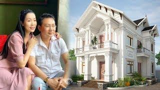 Trịnh Kim Chi Được Ông Xã Đại Gia Tặng Biệt Thự Nhân Dịp Sinh Nhật - TIN TỨC 24H TV