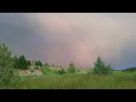 Lightning over Philipsburg