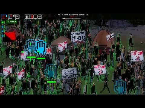 DGA Plays: RIOT - Civil Unrest (Ep. 1 - Gameplay / Let's Play) |