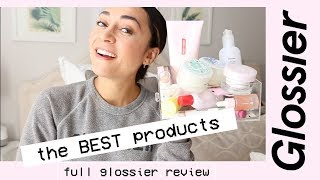 GLOSSIER: BEST & WORST PRODUCTS