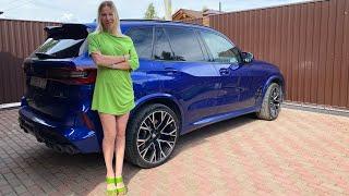 BMW X5M 2020. Почему это любимая машина Давидыча