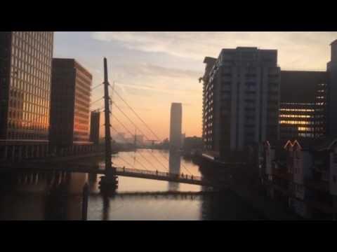 Canary Wharf Sunrise - 06.02.2017