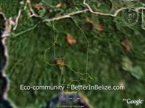 Eco-community Better In Belize