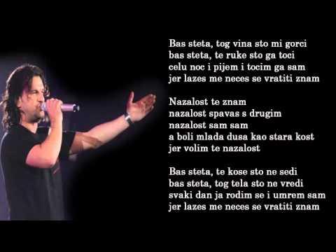 Aca Lukas - Nazalost - (Audio 2000)