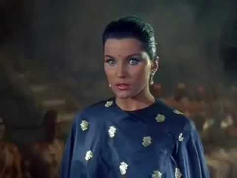 The Snake Dance - The Indian Tomb (by Fritz Lang & Thea von Harbou) Debra Paget