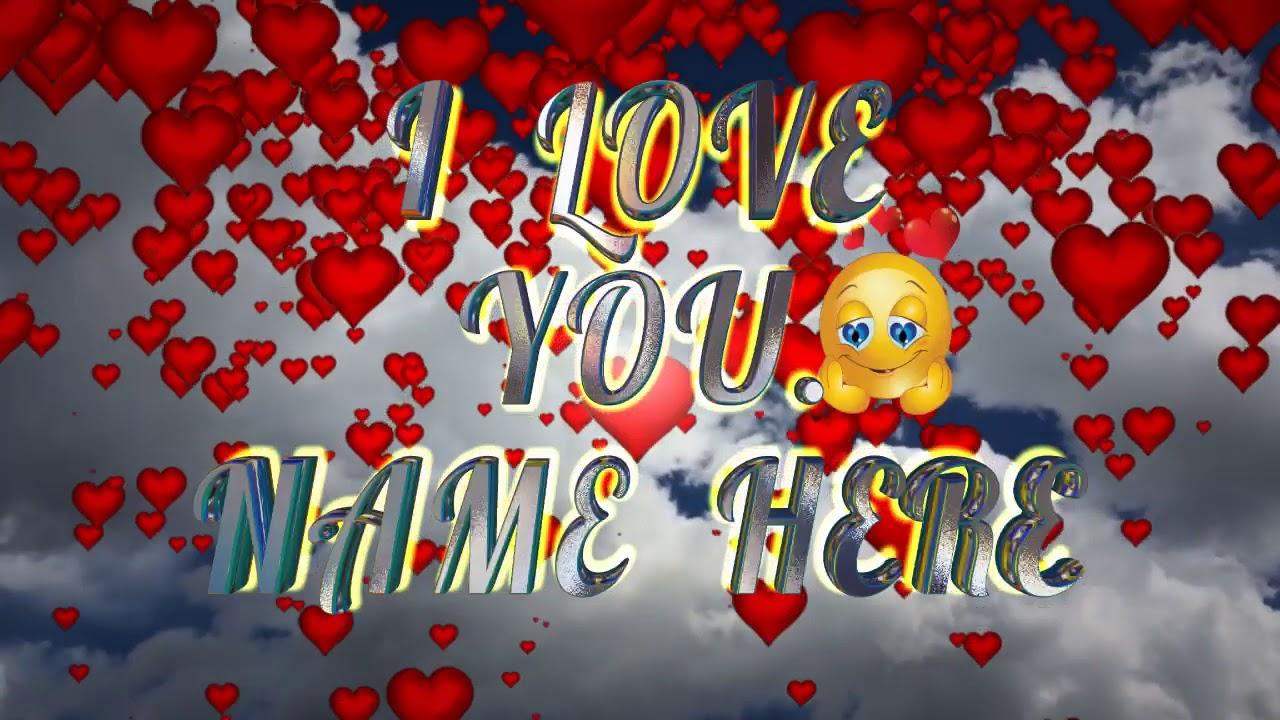 Custom Love Greetingslove Greetings Cardscustomize Greeting Card