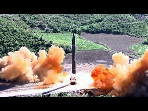 Tensions mount between the US and North Korea