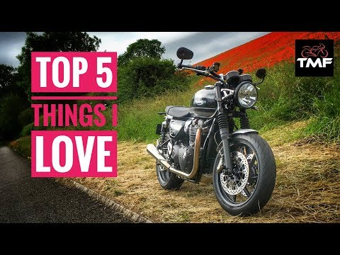2019 Triumph Speed Twin - Disastrous video!