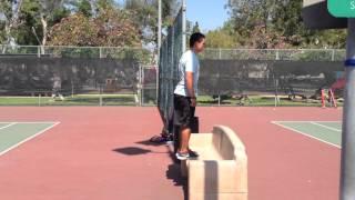 Plyometric Drills: Rebound Box Jumps | Sweat City Athletic Performance Training