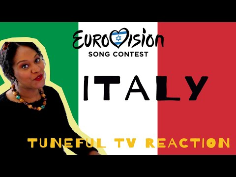 EUROVISION 2019 - ITALY - TUNEFUL TV REACTION & REVIEW