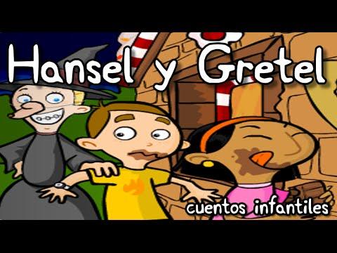 Hansel y Gretel ,La casita de chocolate, cuentos infantiles, cuentos clásicos, cuentos populares