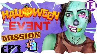 HALLOWEEN EVENT Patch 6.20 - Fortnite Save the World - Mission 2 Episode 1