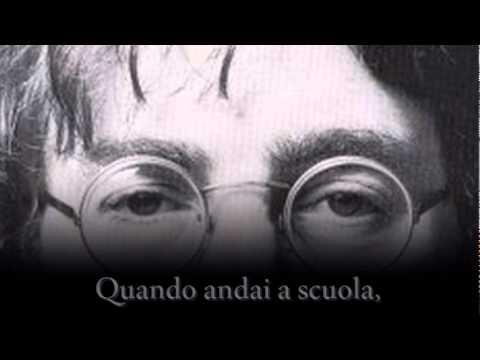John Lennon - La felicità